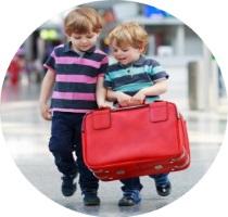 выезд детей за границу