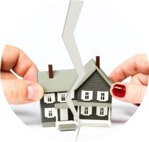раздел имущества в семейных спорах