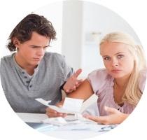 раздел имущества при разводе сожителей
